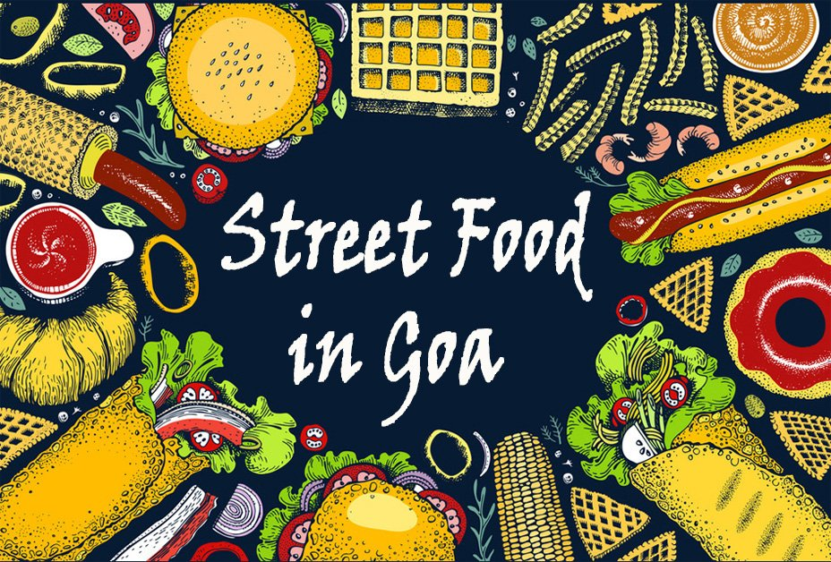 Street Food in North Goa