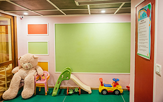 Kids Play Room at Fortune Acron Regina