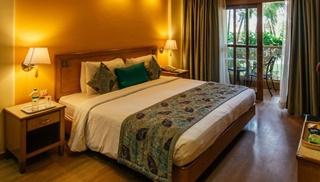Room for differently abled at Goa resort